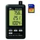 マザーツール デジタル温湿度・気圧計 SDカードデータロガ SDカード(4GB)付 MHB-382SD