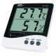 マザーツール デジタルデカ文字温湿度計 コンフォート表示機能付 MT-892