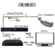 マザーツール 電源供給ユニット 8CHタイプ 電源重畳方式 UTC対応ワンケーブルAHDカメラ専用 消費電力:最大80W MT-POC8RX 画像3