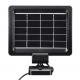 YAZAWA(ヤザワ) LEDセンサーライト ソーラー式 防雨タイプ 調光タイプ 3W白色LED×2灯 リモコン付 SLR3LES2 画像4