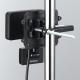 YAZAWA(ヤザワ) LEDセンサーライト 乾電池式 防雨タイプ 調光タイプ 6W白色LED×1灯 リモコン付 SLR3LEB 画像3