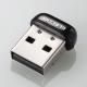 ELECOM 無線LAN子機 11n/g/b 150Mbps USB2.0用 ブラック WDC-150SU2MBK