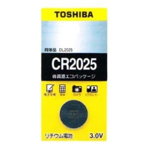 東芝 コイン形リチウム電池 3V 0.2mA 160mAh エコパッケージ 1個入