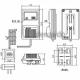 パナソニック ガス当番 LPガス用 AC100Vコード式 移報接点付 SH1371 画像2