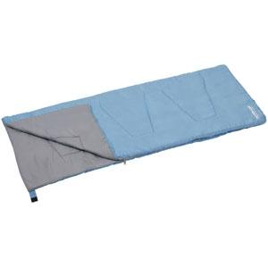 パール金属 洗えるシュラフ600 寝袋 収納バック付 ブルー 《CAPTAIN STAG》 UB-3