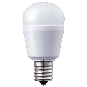 パナソニックLED電球 小形電球形 40W相当 下方向タイプ 温白色 E17口金 密閉型器具・断熱材施工器具対応LDA4WW-H-E17/E/S/W/2