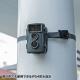 サンワサプライ 赤外線センサー内蔵セキュリティカメラ CMS-SC01GY 画像2