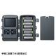 サンワサプライ 赤外線センサー内蔵セキュリティカメラ CMS-SC01GY 画像4