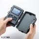 サンワサプライ 赤外線センサー内蔵セキュリティカメラ CMS-SC01GY 画像6