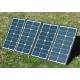 日章工業 携行型ソーラーパネル 四つ折りコンパクト NPS-101 画像1