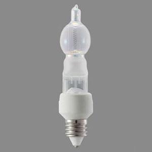 パナソニック ミニハロゲン電球 《マルチレイアPRO》 110V 100W形 E11口金 JD110V65W・NP/E-WN 画像1