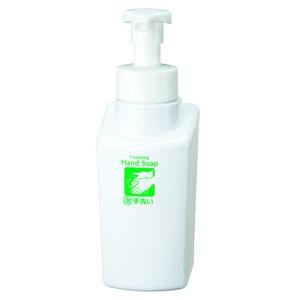 サラヤ スマートボトル 手洗い石けん用 泡タイプ 容量500ml 薬液別売 21701