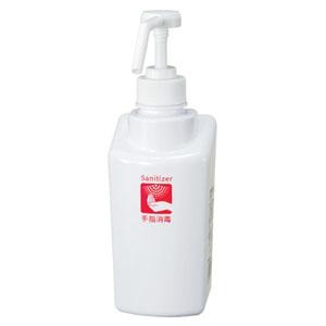 サラヤ スマートボトル 手指消毒用 容量500ml 薬液別売 21702