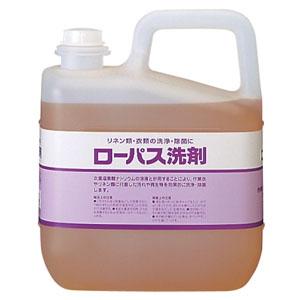 サラヤ ローパス洗剤 希釈タイプ 内容量5kg 30826