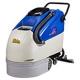 リンレイ 自動床洗浄機 《Rook17快α》 充電式 17インチ ディスク式 手押し型 清掃能力800㎡/h 909020