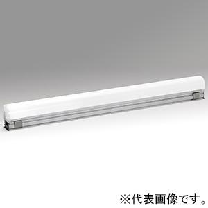 森山産業 LEDベースライト ランプバーのみ 《モジュラーレッズシリーズ》 コーナーライト 電球色 全長871mm MAL109-927CL