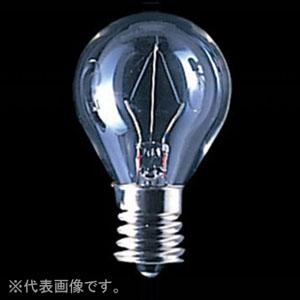 NEC ミニクリプトン電球 PS35 40W形 E17口金 クリア LDS100/110V36WCK