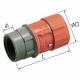 パナソニック CDジョイントアダプタ CD管用 呼び14-C19 DM014JC-R 画像2