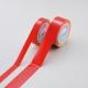 日本緑十字社 ガードテープ 再はく離タイプ 赤 25mm幅×20m (149024) GTH-252R 画像1