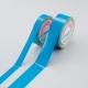 日本緑十字社 ガードテープ 再はく離タイプ 青 50mm幅×100m (149035) GTH-501BL 画像1