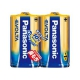 パナソニック 【ケース販売特価 100本セット(2本入×50)】アルカリ乾電池 《EVOLTA》 単1形 シュリンクタイプ LR20EJ/2SE_50set