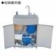 KVK(ケーブイケー) ガーデンドレッサー 給水・給湯接続専用 寒冷地用 収納部グレー色 KWT-3GRZ 画像3
