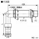 KVK(ケーブイケー) 媒介エルボ R3/4おねじ 適合樹脂管サイズ:20 《iジョイント》 GDBL-20R3 画像2