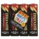 マクセル アルカリ乾電池 《ボルテージ》 単3形 4個入 使う分だけ切りとれるパック
