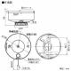 パナソニック 住宅用火災警報器 ねつ当番 定温式 露出型 AC100V端子式・連動親器 警報音・音声警報機能付 検定品 SHK28117 画像2