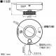 パナソニック 住宅用火災警報器 けむり当番 2種 露出型 端子式・連動子器 警報音・音声警報機能付 検定品 和室色 SHK28427Y 画像2