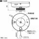 パナソニック 住宅用火災警報器 ねつ当番 定温式 露出型 端子式・連動子器 警報音・音声警報機能付 検定品 SHK28127 画像2