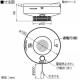 パナソニック 住宅用火災警報器 けむり当番 2種 露出型 AC100V端子式・移報接点なし 警報音・音声警報機能付 検定品 和室色 SHK28415Y 画像2