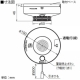 パナソニック 住宅用火災警報器 けむり当番 2種 露出型 AC100V端子式・移報接点付 警報音・音声警報機能付 検定品 SHK28413 画像2