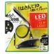 YAZAWA(ヤザワ) 調光式LEDクリップライト 黒 Y07CFL05W01BK