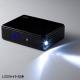 サンワサプライ LEDライト付モバイルバッテリー デジタル電池残量表示 5200mAh ブラック BTL-RDC9BK 画像2