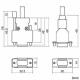 サンワサプライ ディスプレイケーブル 複合同軸ケーブル アナログRGB ストレート全結線 5m KB-CHD155N 画像2