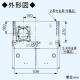 パナソニック スマートスクエアフード 手元スイッチタイプ 公共住宅用(BL排気3型)  3段速調付 60cm幅 適用パイプ:φ150mm ブラック FY-6HZC4R3-K 画像4