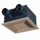 三菱 J-ファンダクト用ロスナイ 天井埋込形 12畳用 準寒冷地・温暖地仕様 接続パイプ:φ100mm ブラウン VL-12ZJ-BR 画像1