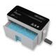 アスカ Asmix ハンドマイクロカットシュレッダー HM02GR 画像3