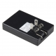 YAZAWA(ヤザワ) 【在庫限り】3.4A USBアダプター ブラック Y02C200BK2U 画像4