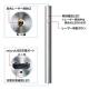 サンワサプライ USB充電式レーザーポインター USBケーブル ケース付 LP-RD313N 画像3