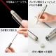 サンワサプライ レーザーポインター ボールペン付 ウォームシルバー LP-RD306S 画像3