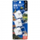 YAZAWA(ヤザワ) 【在庫限り】海外用電源プラグセット韓国全域対応 HPS3KO 画像2