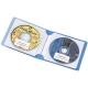 サンワサプライ ファイル型CDケース 12枚収納 インデックスシール付 ブルー FCD-1211BL 画像2