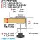 サンワサプライ 水平多関節液晶モニターアーム 上下2面タイプ デスク取付けタイプ CR-LA1009N 画像6