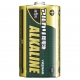 YAZAWA(ヤザワ) アルカリ乾電池 単1形 2本入 シュリンクパック LR20Y2S 画像2