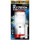 日本協能電子 LEDランタン LED×6灯 連続点灯約80時間 パワーバー付 高さ210mm 《Aqupaランプ》 白/赤 LP-210R 画像3