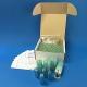 日本協能電子 水電池災害備蓄用セット 単3形 100本入 単1形・単2形サイズ変換アダプター×各4個付