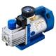 BBKテクノロジーズ(ビービーケーテクノロジーズ) デジタル真空計付マイクロ真空ポンプ 電磁弁式真空ポンプオイル逆流防止器付 BB-210VD