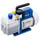 BBKテクノロジーズ(ビービーケーテクノロジーズ) デジタルゲージ付中型真空ポンプ 電磁弁式オイル逆流防止機能搭載 適合クラス~10馬力(HP)程度 BB-240-SV2